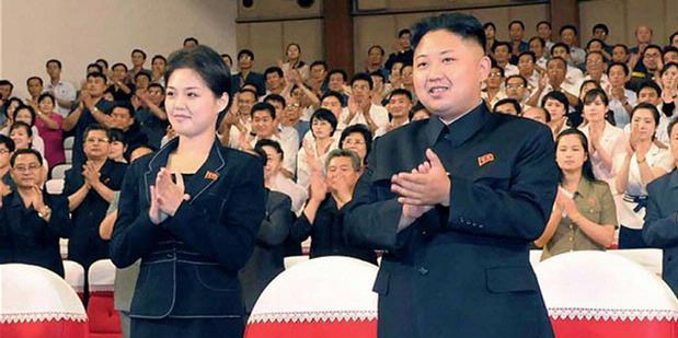 Misteri Perempuan Kim Jong Un