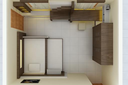 Foto Kamar Tidur Kecil | Ask Home Design