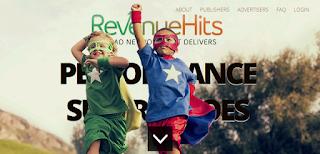 Trik Mendapatkan Dollar dari RevenuHits Terbaru