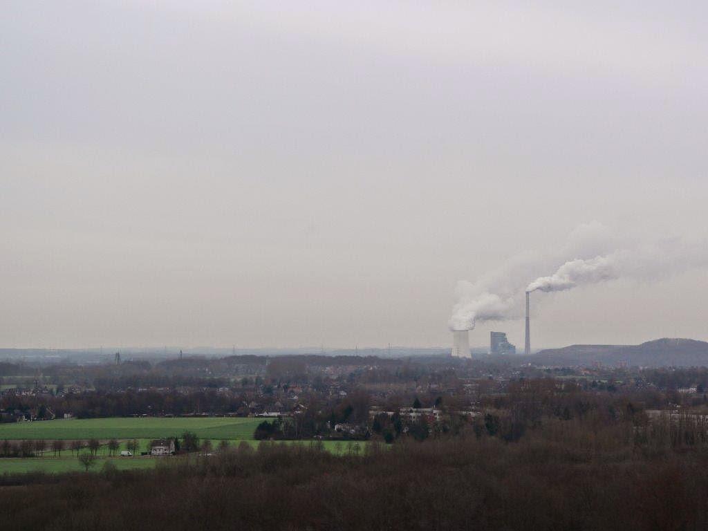 Dortmund Halde Aussicht