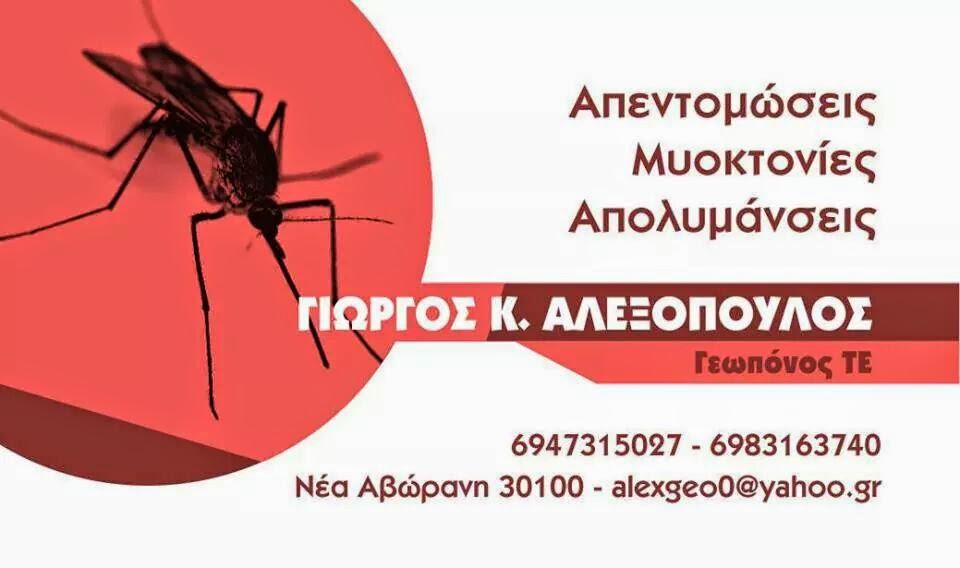 ΓΙΩΡΓΟΣ Κ. ΑΛΕΞΟΠΟΥΛΟΣ