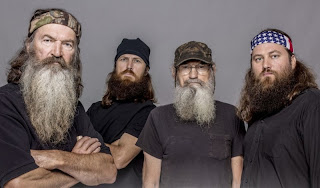 Duck Dynasty Preaches God, Life, Family