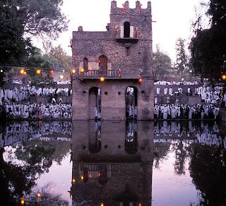 Baños de Fasilides - Gondar