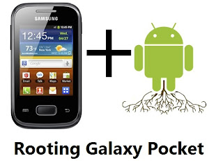 Rooting Galaxy Pocket S5300