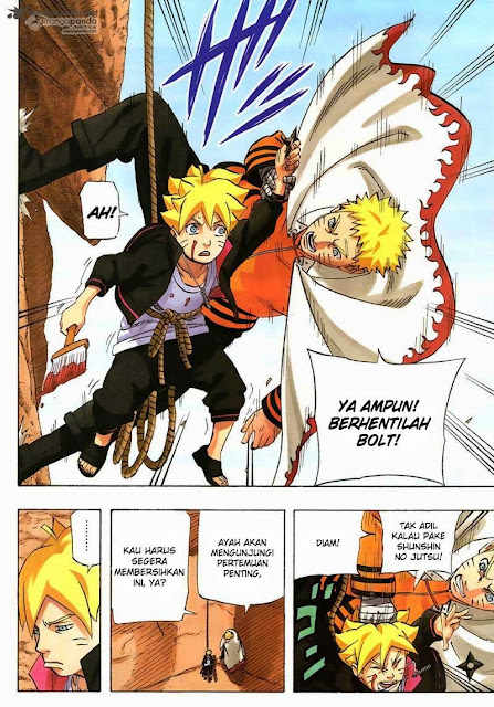 Naruto - Chapter:700 - Page:15