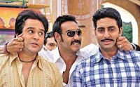 Bol Bachchan Review Rajeev Masand Komal Nahta anupama chopra