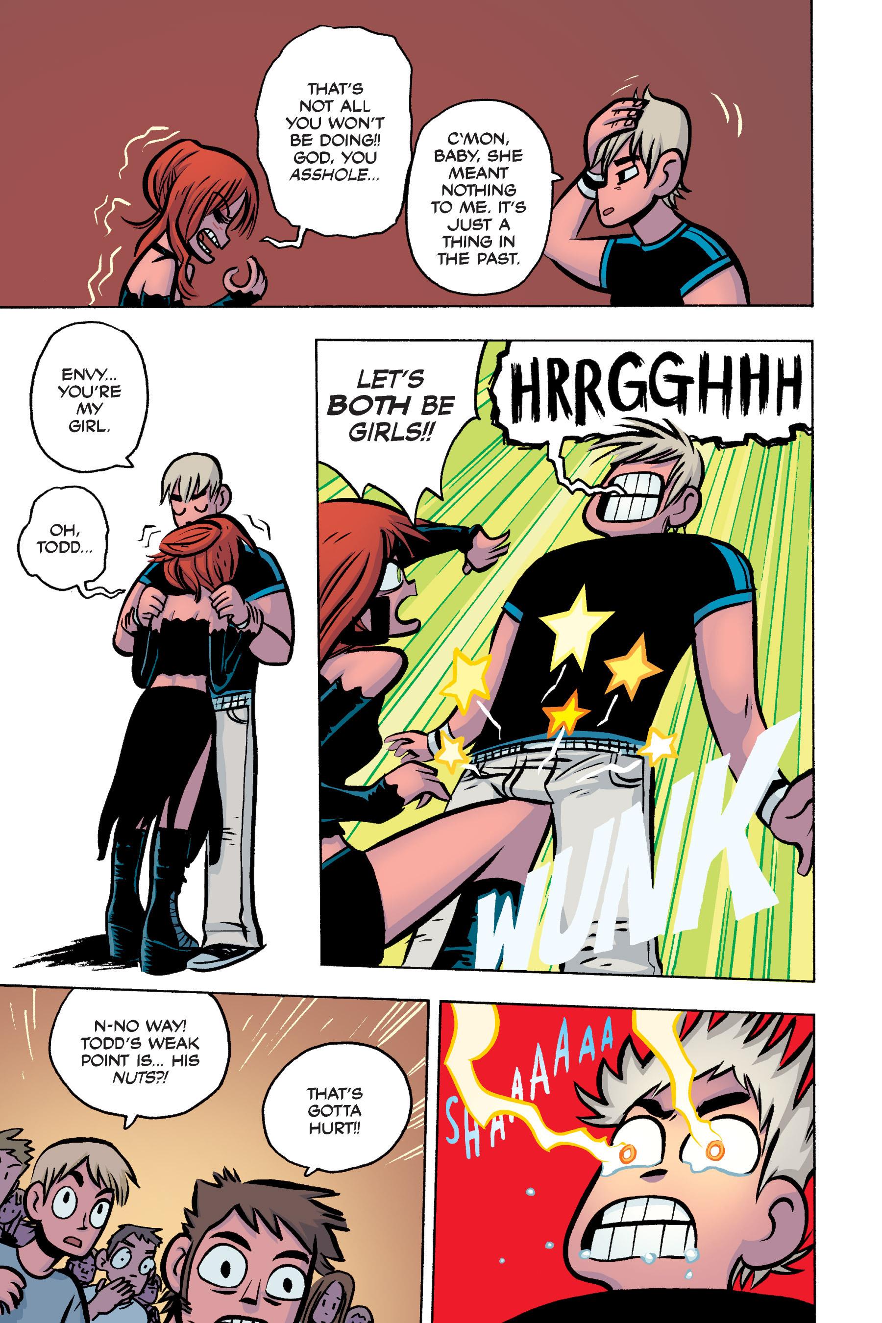 Read online Scott Pilgrim comic -  Issue #3 - 150