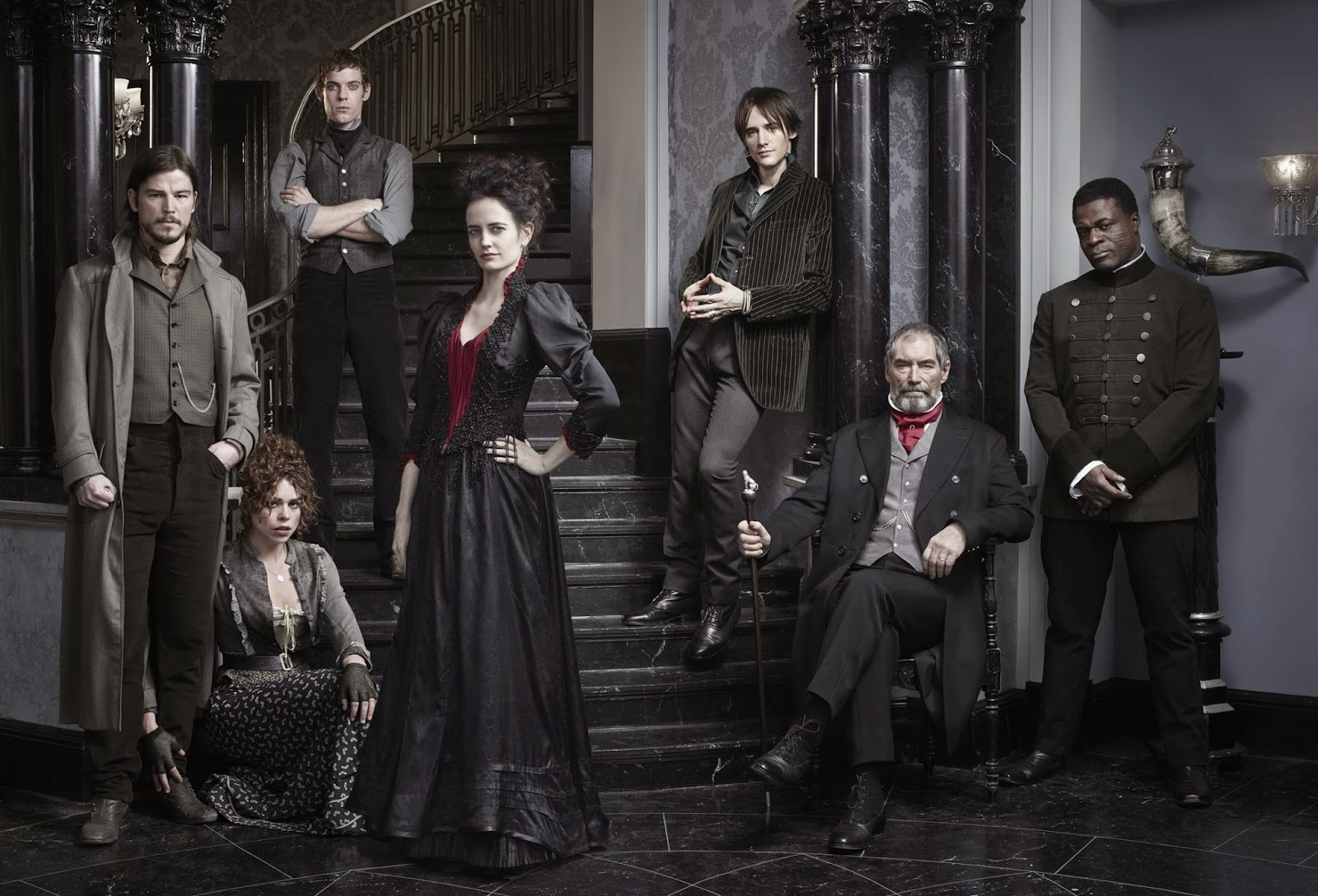 Penny Dreadful, serial