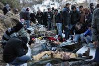 موضوع اطلاعیه شماره 1 در محکوم نمودن قتلعام دسجمعی دهکده نشینان کرد در شمال کردستان بدست رژیم فاشیس