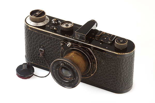 Most expensive camera in the world - 1923 Leica - image via thedigitalvisual.com