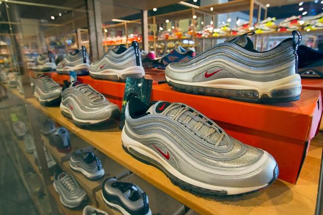 coleccion de zapatillas nike