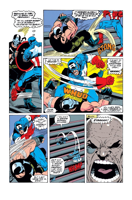 Captain America (1968) Issue #378 #311 - English 12