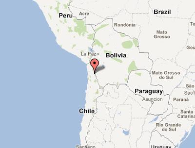 temblor hoy 20 mayo 2012 en tarapaca chile