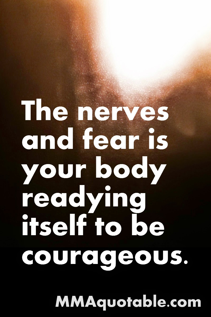 Quotes Courage Motivational Quotes With Pictures Many Mma & Ufc Courage Quotes