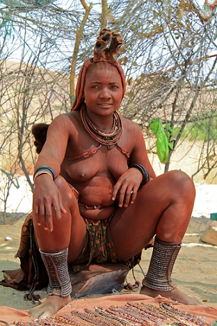 Have sex with himba women