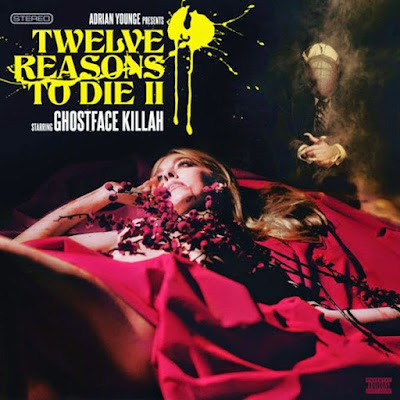 Ghostface Killah & Adrian Younge feat. Raekwon - Let The Record Spin (Single) [2015]