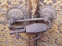 early padlock