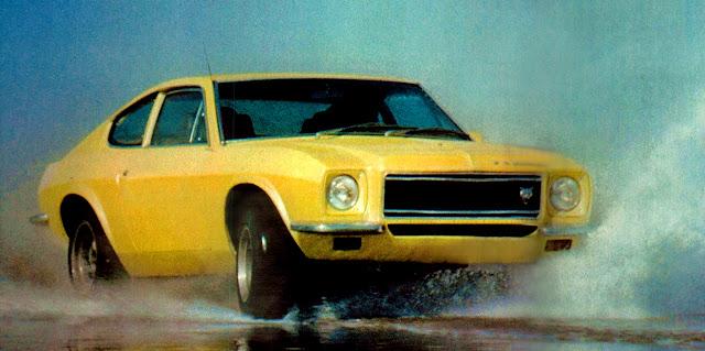 Puma GTB – 1974 - Foto Pedro Henrique