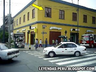 Casa Matusita en Lima