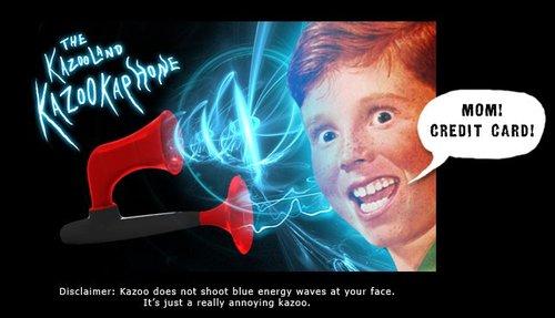http://www.steampoweredgiraffe.com/kazookaphone.html