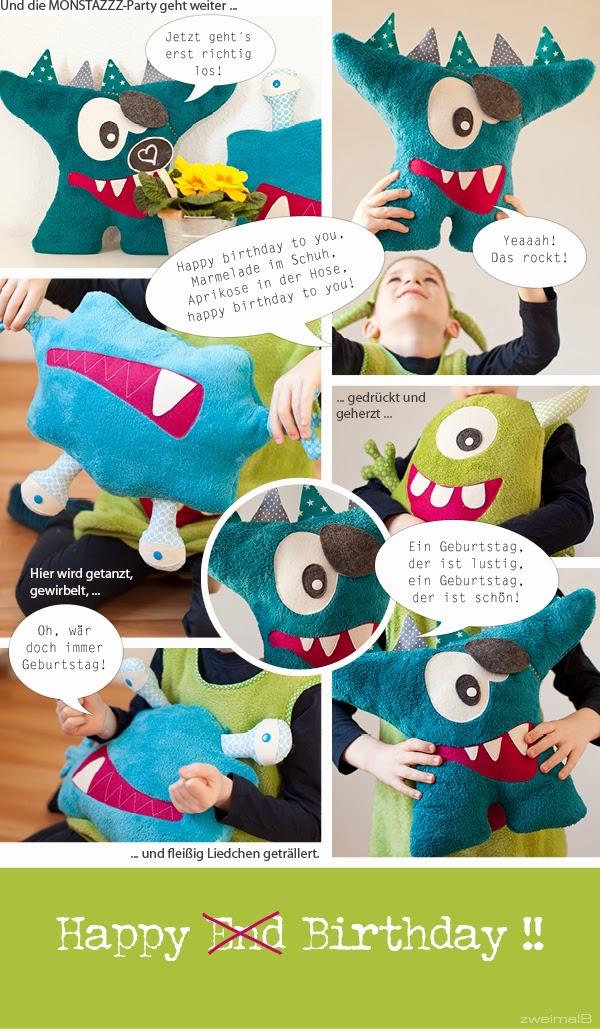 zweimalB :: Party-Alarm bei den Monstazzz Teil 4 :: Fotostory für den Großen Monstazzz Contest von aprilkind