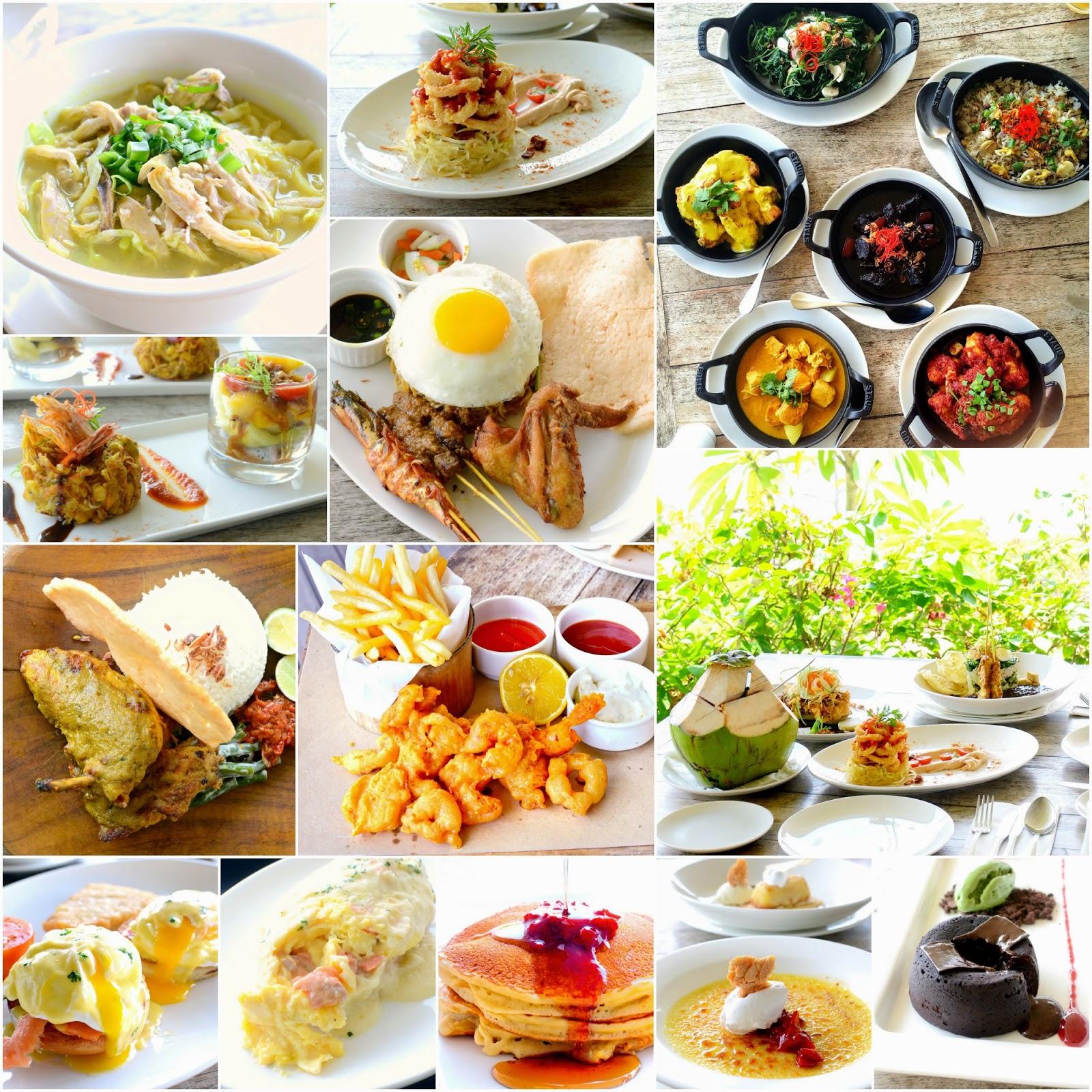 巴淡島:Montigo Resorts Nongsa Batam Tadd's - 地道印尼菜,海景相伴