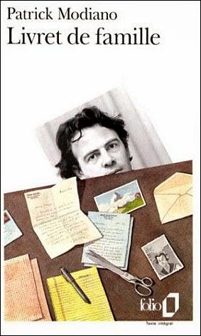 """""""Livret de famille"""" - Patrick Modiano"""