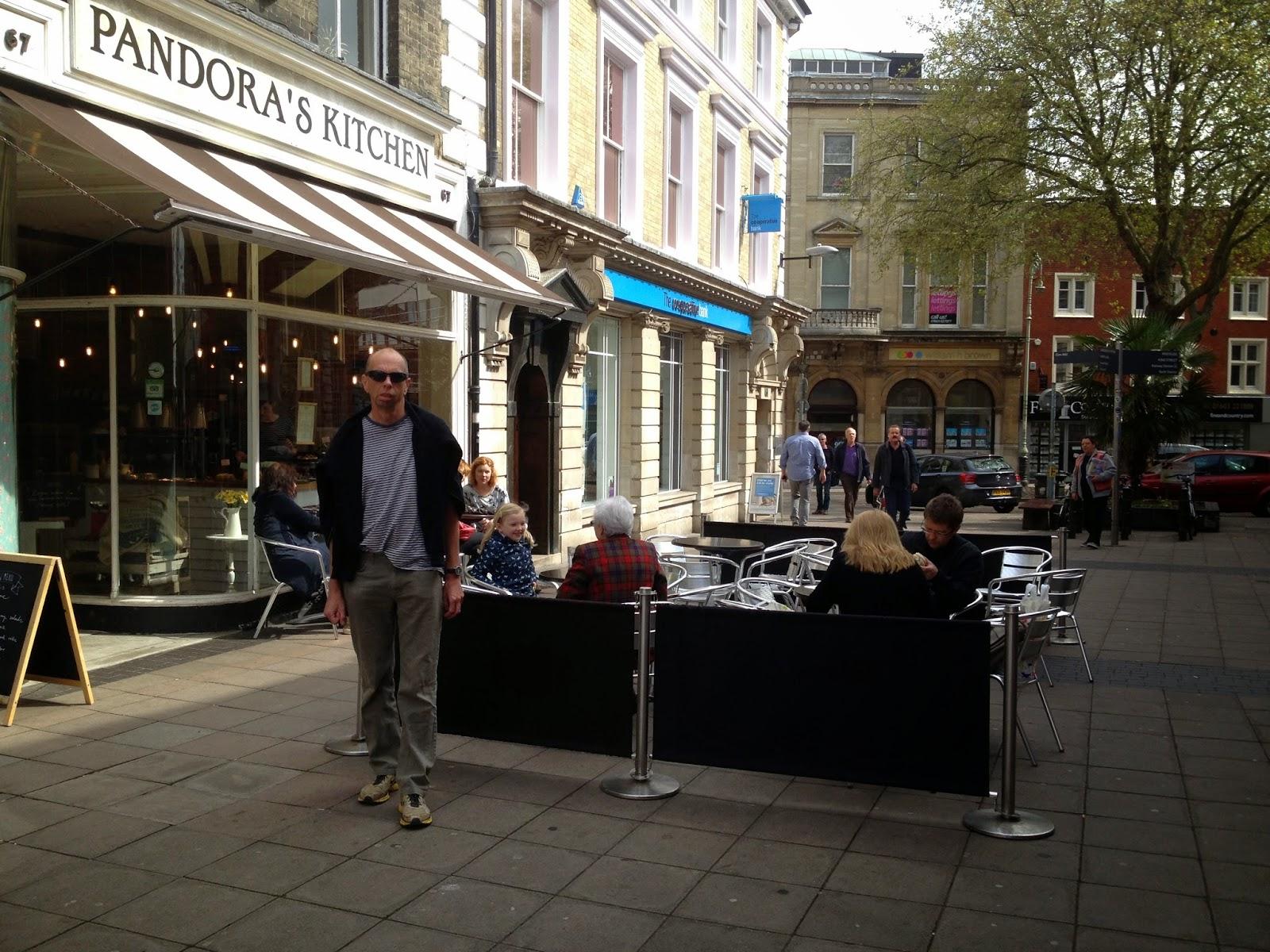 Pandora In Norwich