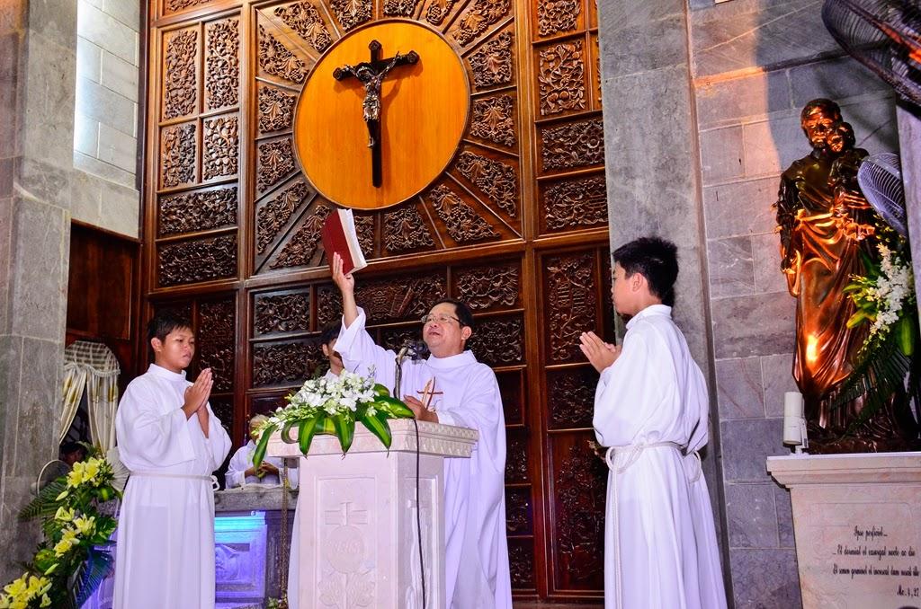 GX.Vĩnh Hòa: Mừng Lễ Thánh Đa Minh