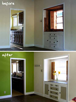 Decoración barata y fácil con pintura