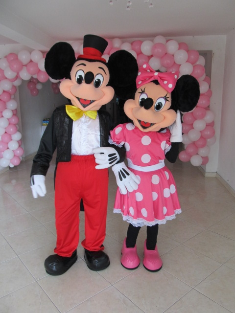 Fiesta infantil Mickey y Minnie - Imagui
