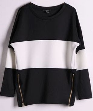http://www.sheinside.com/Black-White-Striped-Long-Sleeve-Asymmetric-Sweatshirt-p-158668-cat-1773.html