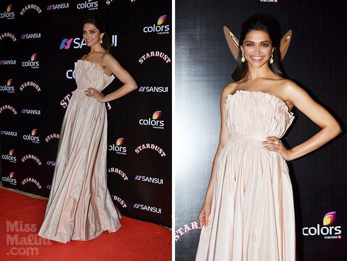 Deepika Padukone & Lily James Have Matching Cinderella Moments