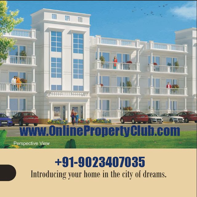 DLF Hyde Park Terraces Independent Floors Mullanpur New-Chandigarh 9023407035