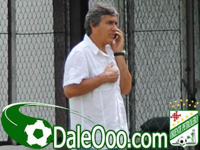 Oriente Petrolero - Carlos Aragonés - Club Oriente Petrolero