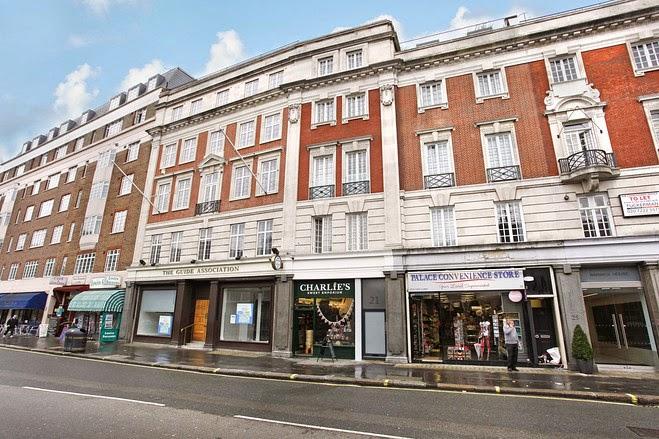 倫敦白金漢宮住宅公寓