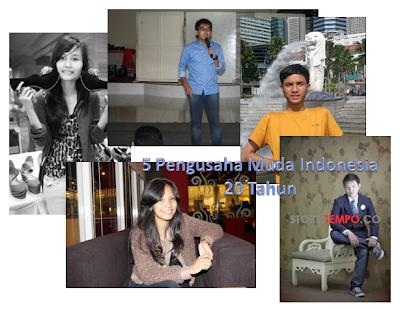 Pengusaha Muda Indonesia yang Sukses Dibawah 20 Tahun