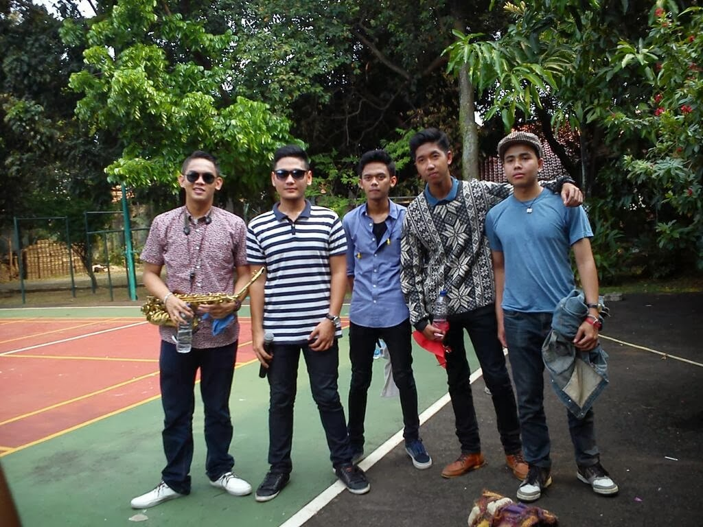 HSC '13, SMA 34 Jakarta Selatan