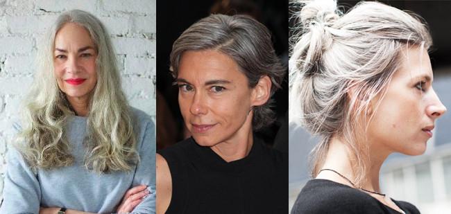 Blog des cheveux gris