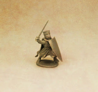 Fireforge Games Teutonic Infantry, Knight on foot