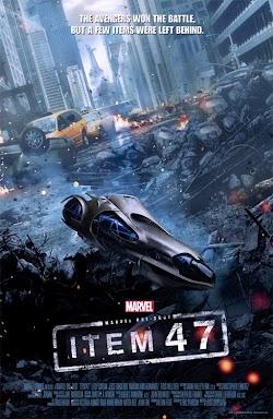 Vật Thể 47 - Marvel One-Shot: Item 47 (2012) Poster