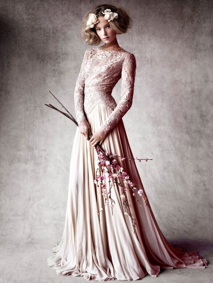 Bridal Gowns Japan : Quot vogue elegant weddings dresses japan the hairs