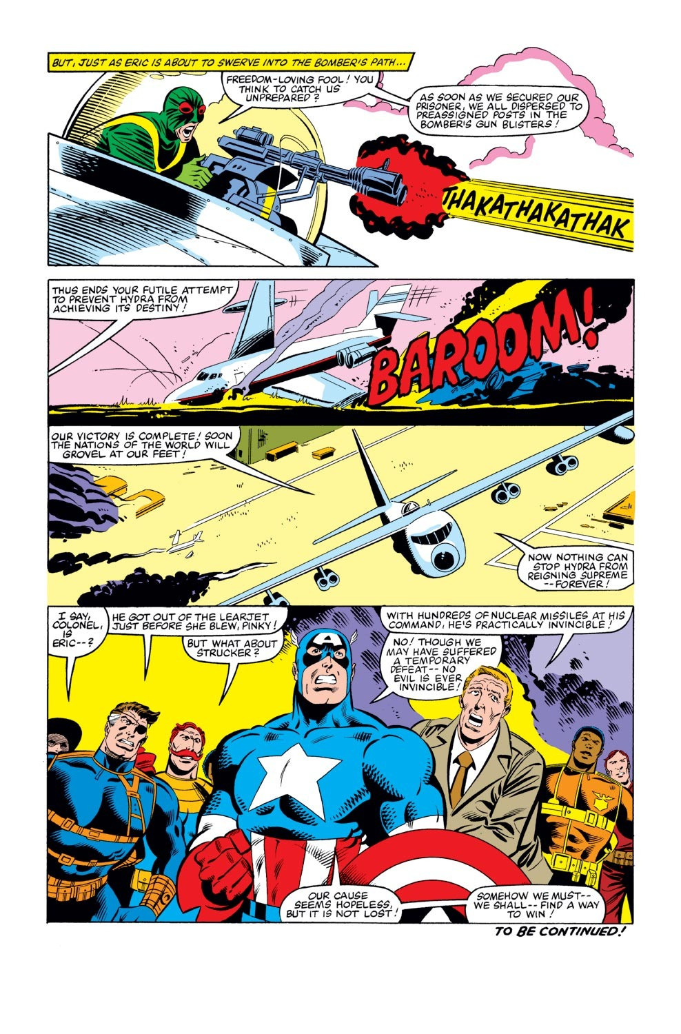 Captain America (1968) Issue #273 #189 - English 23