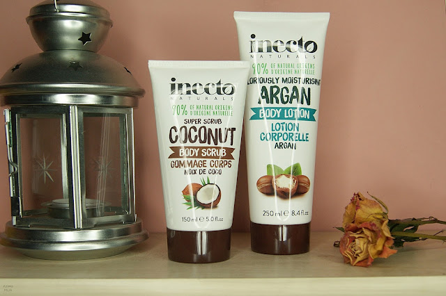 [292.] Kolejna firma podająca się za naturalną- a czy rzeczywiście nią jest? Recenzje kosmetyków Inecto.
