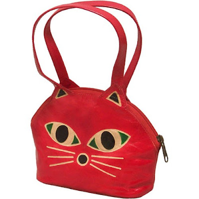 Sassy Cat Purse India