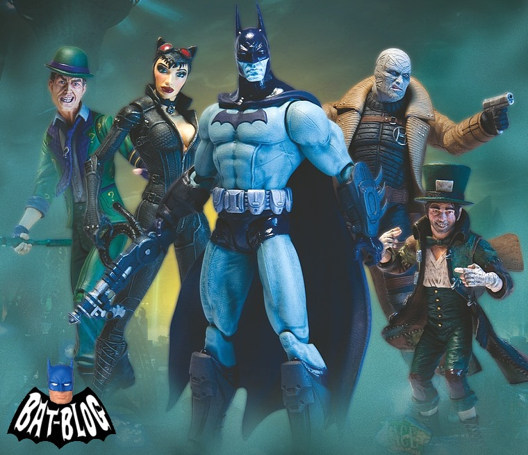 Series 2011 Action Series 2 Action Figures