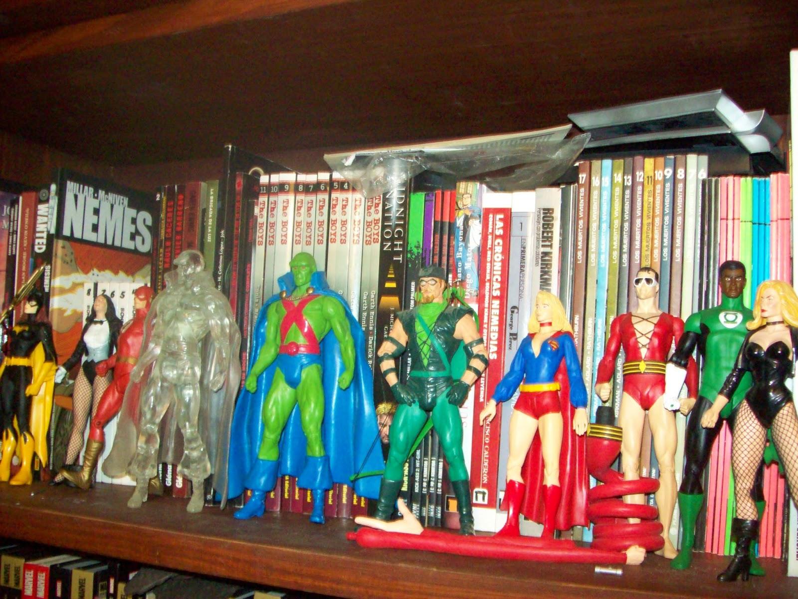 [COMICS] Colecciones de Comics ¿Quién la tiene más grande?  - Página 6 100_5533
