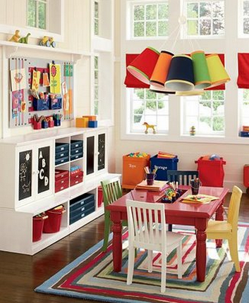 Too Many Toys? Tips to Plan the Perfect Child's Playroom!
