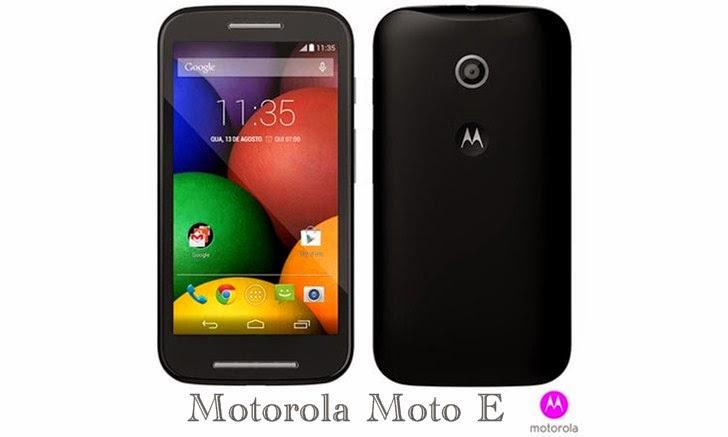 Review Harga & Spesifikasi Motorola Moto E