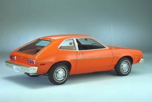 Pinto Car